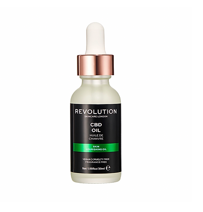 REVOLUTION SKIN Nourishing Oil