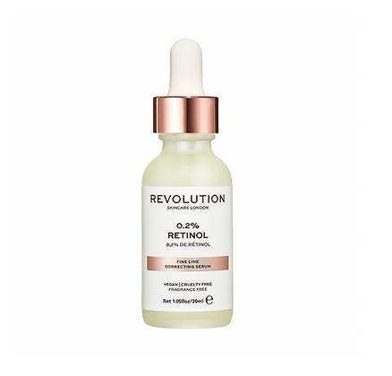 REVOLUTION SKIN  Fine Line Correcting Serum - 0.2% Retinol
