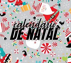 Calendário de Natal
