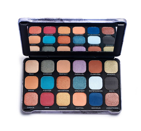 REVOLUTION Forever Flawless Optimum Palette