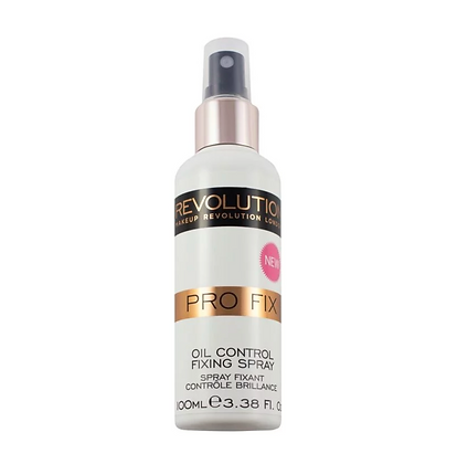 REVOLUTION Pro Fix Oil Control Makeup Fixing Spray