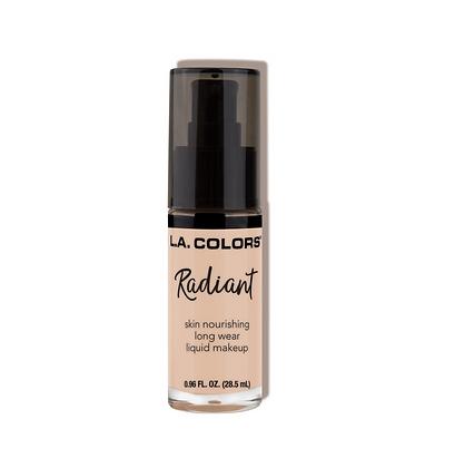 LA COLORS Radiant Liquid Foundation