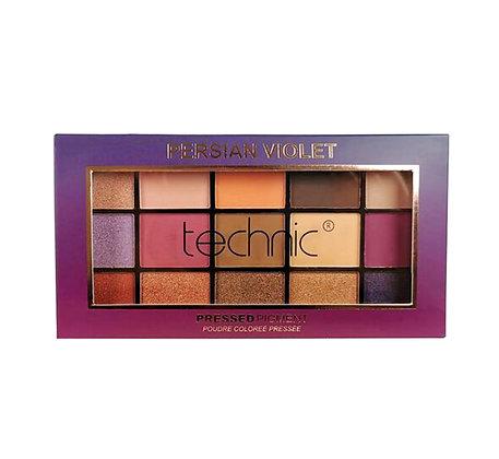 TECHNIC 15 Pressed Pigments - Persian Violet
