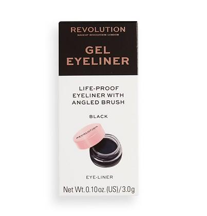 REVOLUTION Gel Eyeliner Pot With Brush