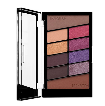 WET N WILD Color Icon Eyeshadow 10 Pan Palette