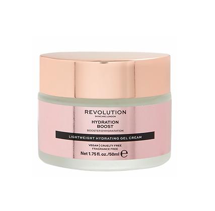 REVOLUTION SKIN Lightweight Hydrating Gel-Cream – Hydration Boost