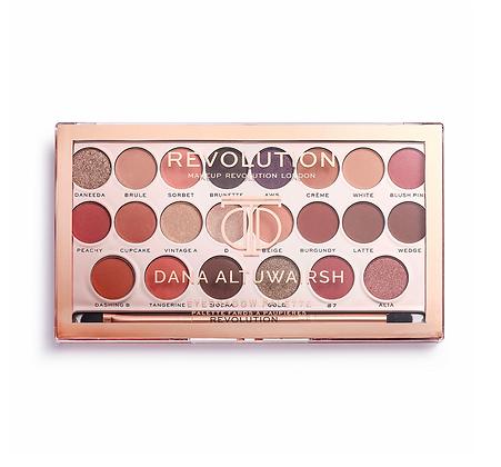 REVOLUTION x Dana Eyeshadow Palette