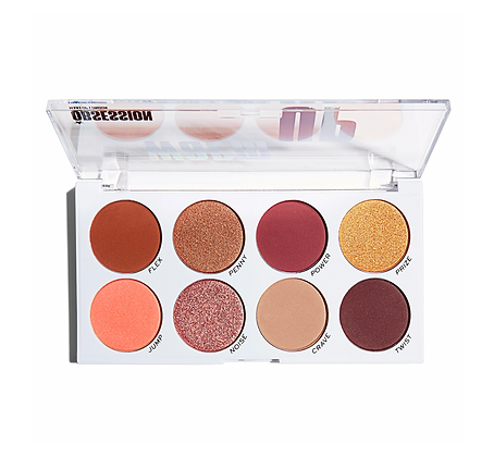 OBESESSION Warm Up Eyeshadow Palette