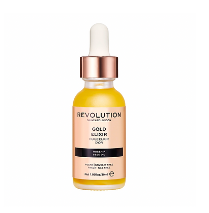 REVOLUTION SKIN Rosehip Seed Oil - Gold Elixir