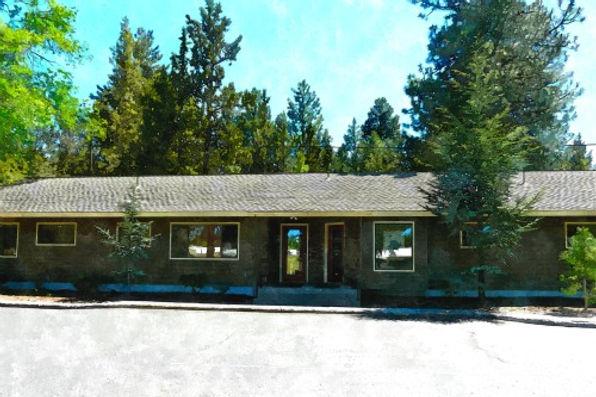 Dr. Jamie McAllister's Office, 711 NE Irving Ave, Bend Oregon, Gail Jett