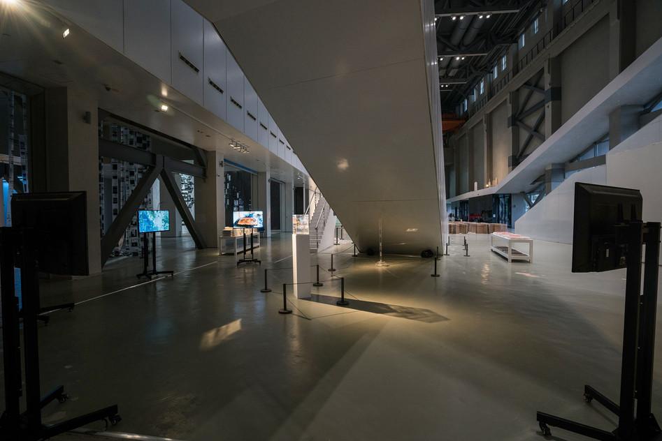 Shanghai Biennale - UudamStudio 13-10-20