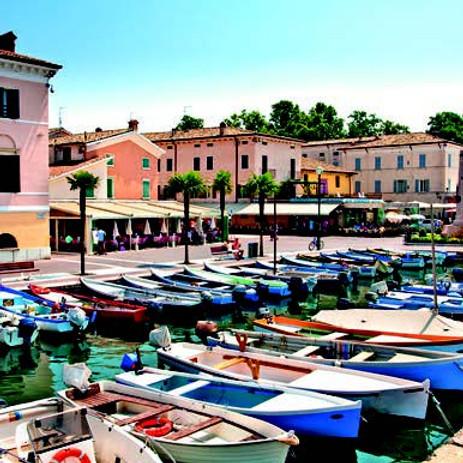 Bella Italia – grandioser Gardasee – Grandhotel in Riva