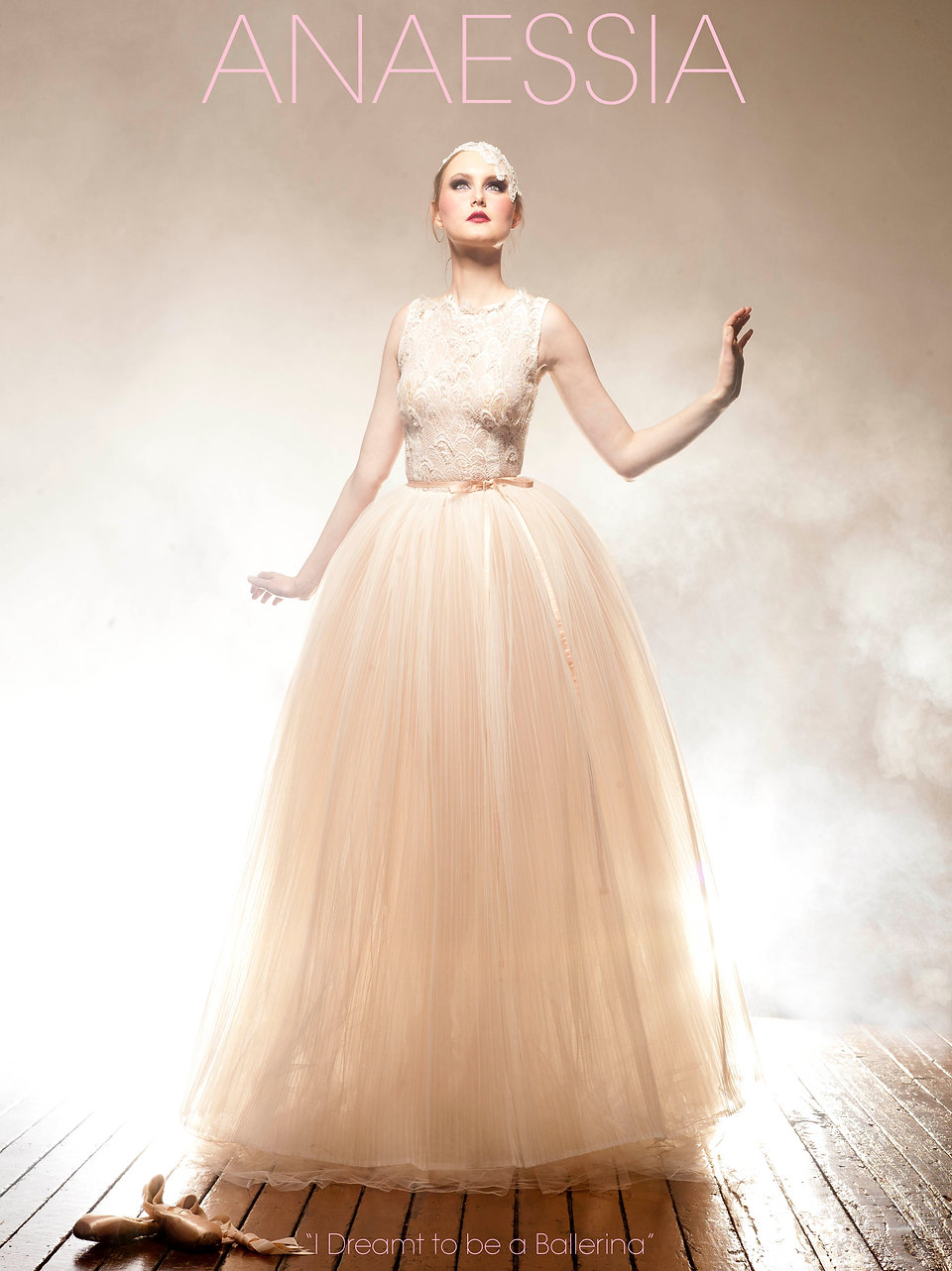 Coloured Day Wedding Dress