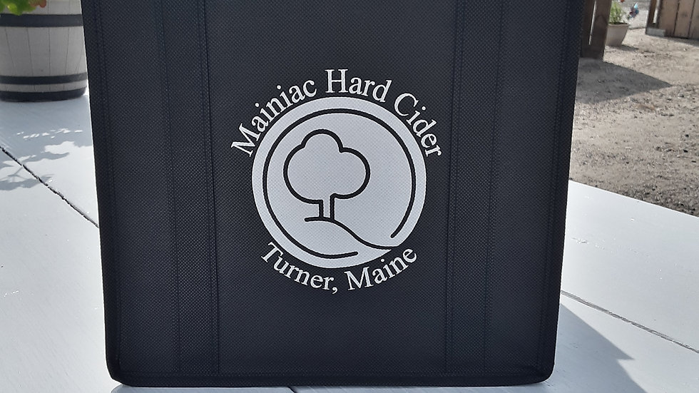 Mainiac Bottle Tote