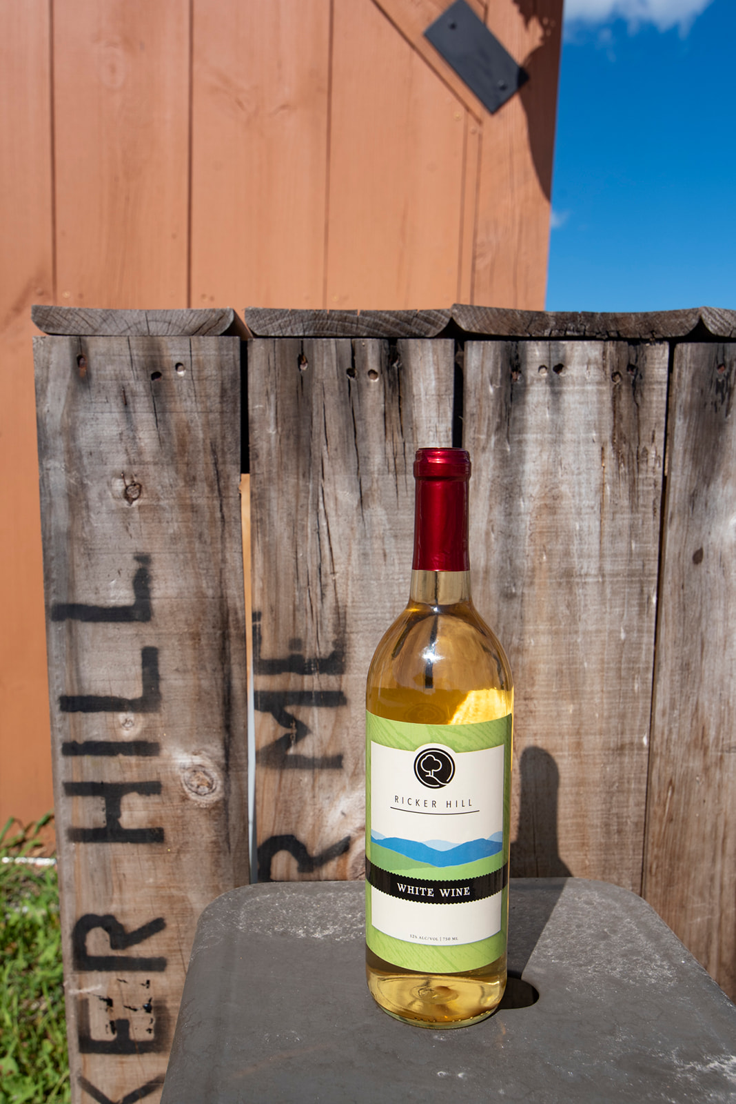 Ricker Hill White wine