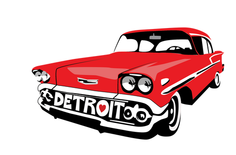 Detroit Motor City Design