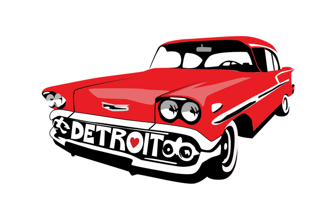 Detroit Motor City Design
