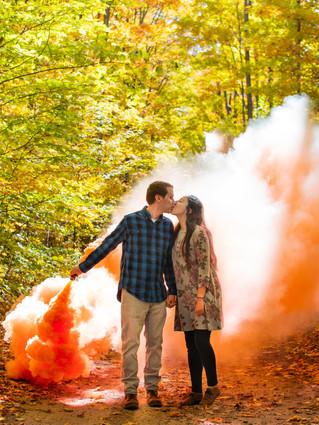 Travel Engagement Photography
