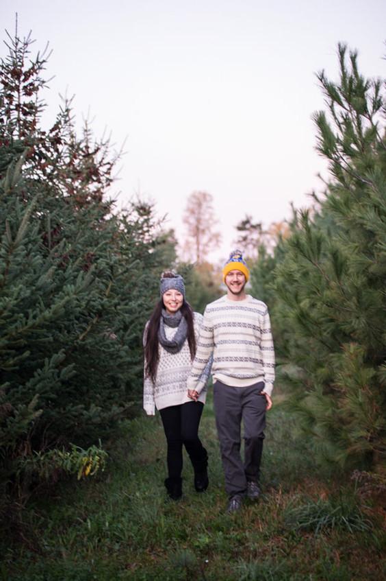 Michigan Christmas Card Photos