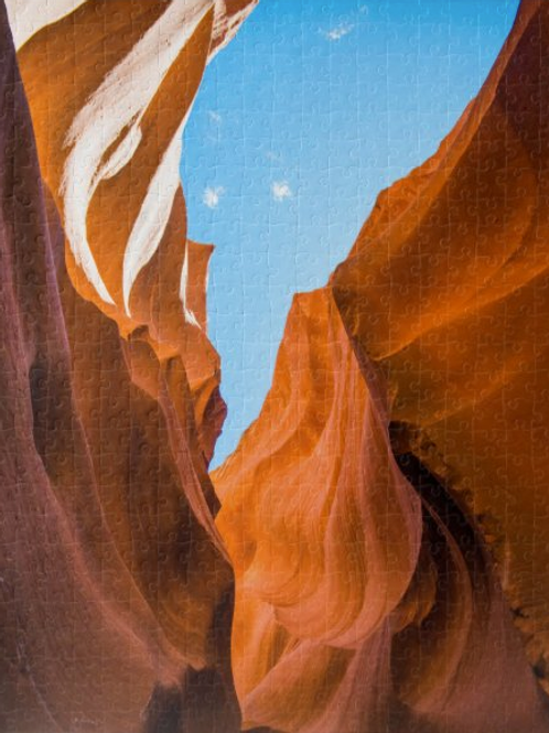 Antelope Canyon Arizona Puzzle