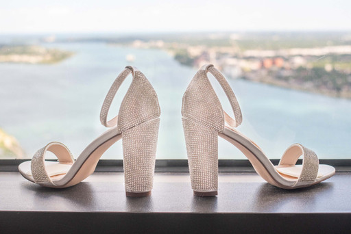 Detroit River Bride Shoes