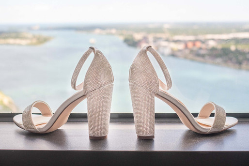 Detroit River Bride Shoes