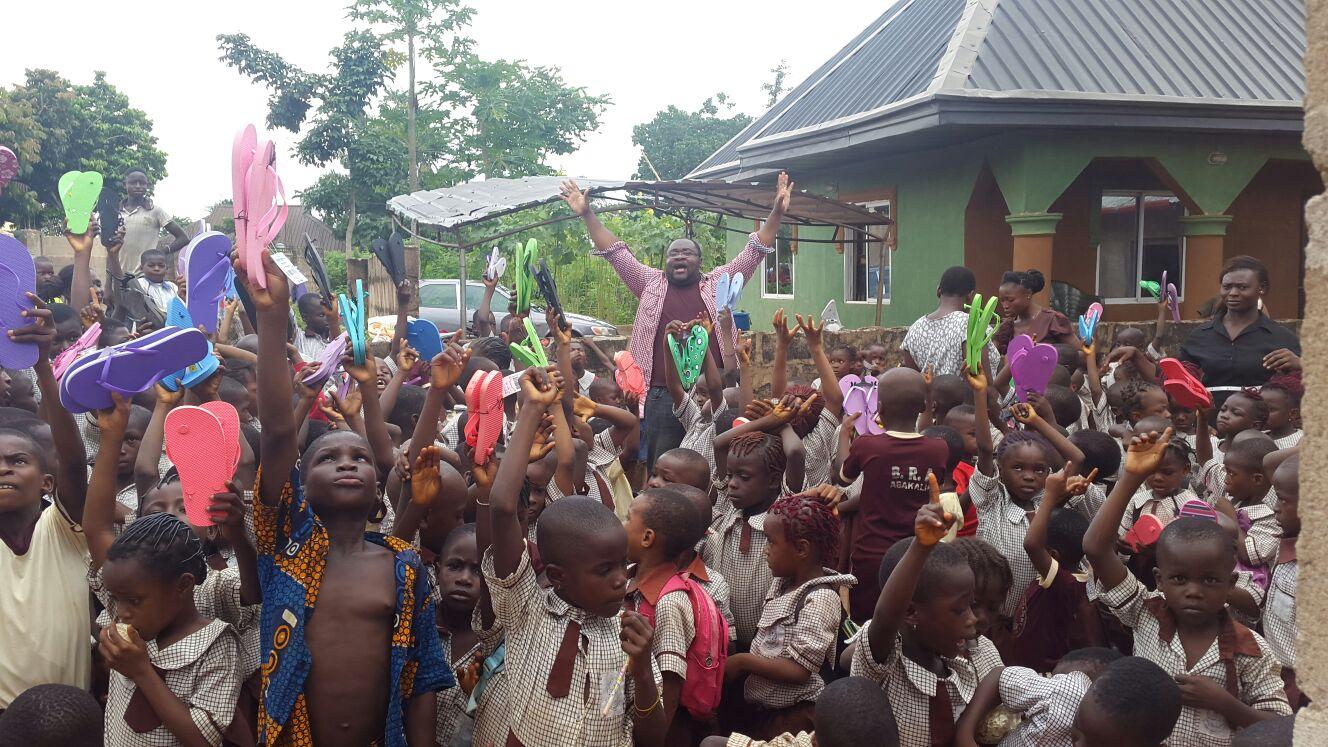 Nigeria School Visit