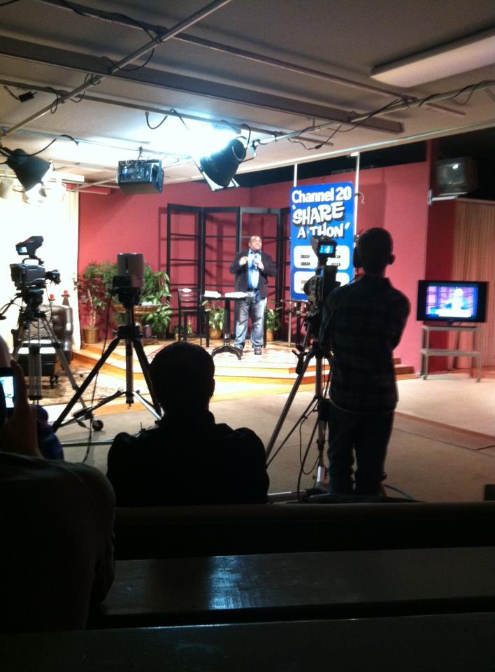Live tv Preaching