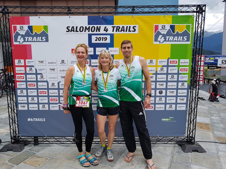 Salomon 4 Trails 10.7-13.7.2017