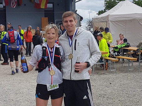 08./09.06.2019 Keufelskopf Ultra-Trail und Bonn Triathlon