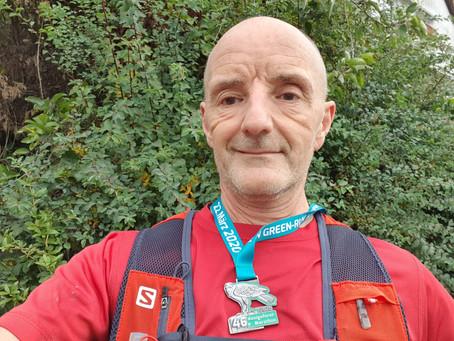 18.10.2020 Königsforst-Marathon - Run Green Run Happy Days