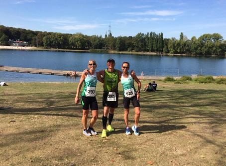 P-Weg Marathon und Rund um den Fühlinger See