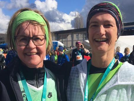 17.03.2019 Königsforst-Halbmarathon und Kölner Frühlinglauf 10 km