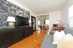 8651 Dupont Ave S: Living Room