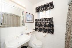 23.  Upper Bathroom