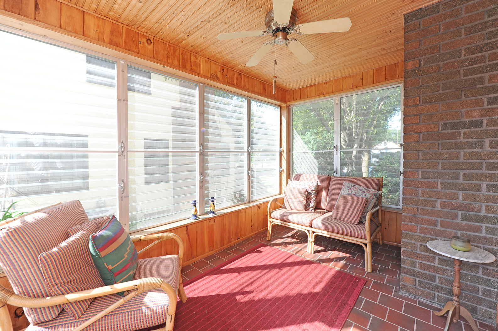 15.  Sunroom 1