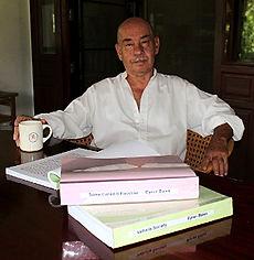 Author Byron Bales