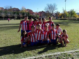 Sport del Bernesga-At Reino de León. Mejorando partido a partido. Ánimo Benjamines.