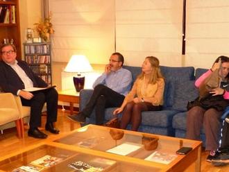 El Atlético Reino de León celebra su escuela de padres