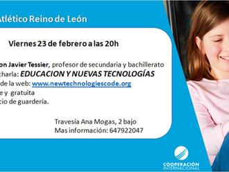 Escuela de padres Atlético Reino de León.