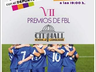Premio a nuestro alevín Omar del Castillo, por Fútbol Base León