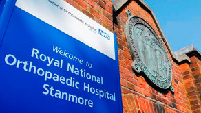 Contract: Mitsubishi Electric VRF installation works at the Royal National Orthopaedic Hospital