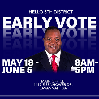 Early Vote Flyer