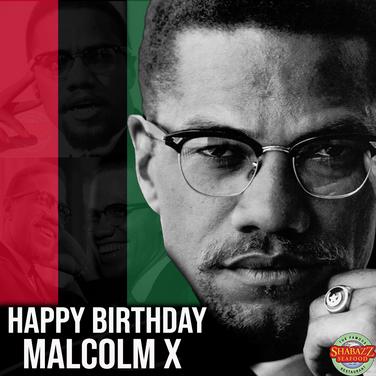 Malcolm X Shabazz