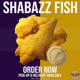 Shabazz Seafood May 2020