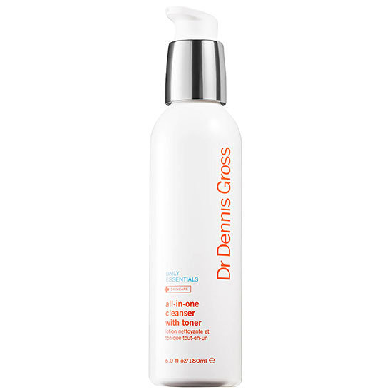 All-in-one cleanser with toner 180ml