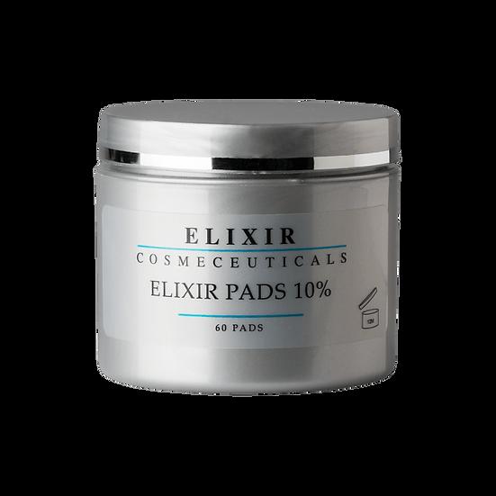 Elixir pads 10% 60 pads