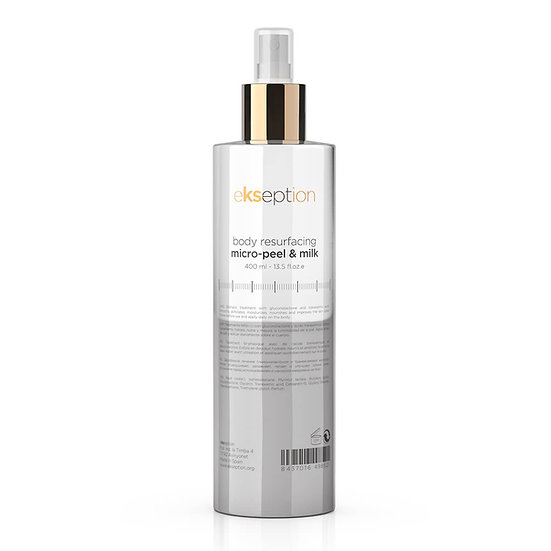 Body Resurfacing Micro-peel & Milk 400 ml