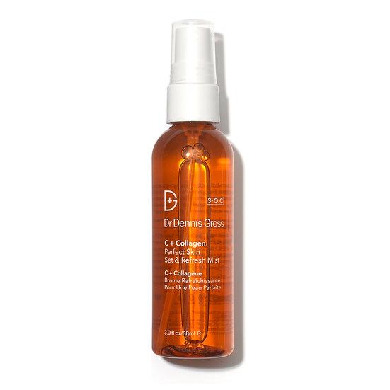 C+ Collagen Mist Perfect Skin Set & refresh