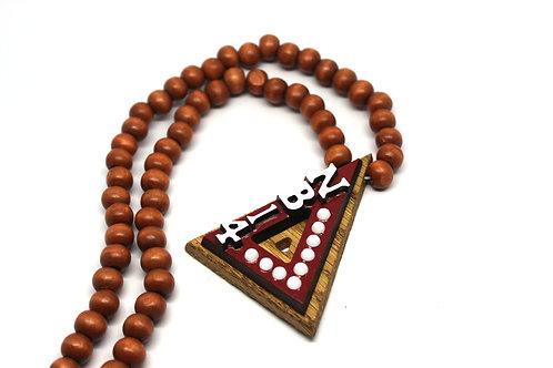 Delta 'Pearl Corner' Necklace